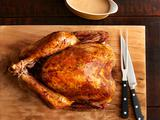 Big, Brined Herby Turkey