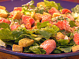 Salmon Salad with Red Chile-Caesar Dressing