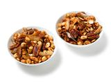Indian-Spiced Nuts With Coconut