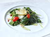 Arugula and Fennel Salad with Lemon-Herb Vinaigrette