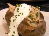 Baked Potatoes Bar