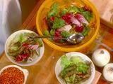 Frittata Salad (Frittata en Insalata)