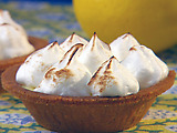 Individual Lemon Meringue Pies