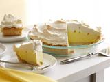 Lemon Ice Cream Meringue Pie