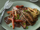 Braised Orange Brisket