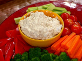 Classic Blue Cheese Dip with Bayley Hazen Blue Cheese
