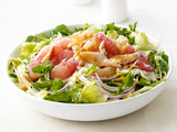 Smoked Trout and Grapefruit Salad