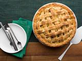 Lattice Crust Apple Pie