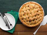 Lattice Crust Apple Pie