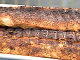 Wild Alaskan Salmon Fillet