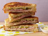 Garlicky Ham and Swiss