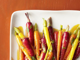 Coriander-Glazed Carrots