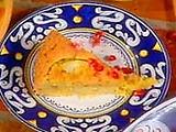 Brustengolo (Corn Flour Cake)