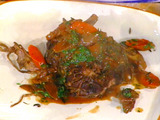 Wild Boar in the Style of the Eastern Side: Cinghiale di Calitri