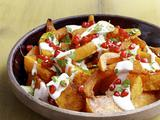 Spiced Squash With Yogurt Dressing