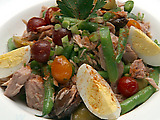 City of Lights Salad Nicoise