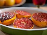 Brown Sugar-Spiced Grapefruit