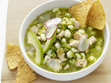 Chile-Chicken Posole