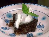 Paula's Volcano Cake