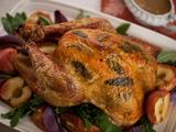 Apple and Sage Turkey
