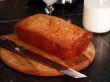 Cinnamon Scented Pound Cake