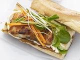Mahi Mahi Banh Mi (Vietnamese Sandwiches)