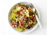 Barley Salad With Ham and Black-Eyed Peas