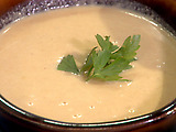 Honey Roasted Parsnip Bisque