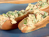 Lobster Rolls with Curry Mayonnaise