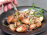 Amangani Breakfast Potato