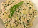George's Artichoke Tuna Salad