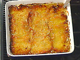 Apple and Potato Gratin