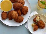 Chicken-Ham Croquettes