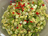 Cilantro-Avocado Potato Salad