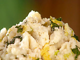 Colcannon (Irish Potato Salad)