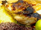 Virginia's Cuban Garlic Chicken