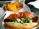 Wiener's Circle Chicago Style Hot Dog