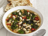 White Bean-Chard Soup