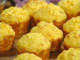 Crackling Cornbread Muffins