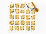 Pear and Brie Pita Poppers