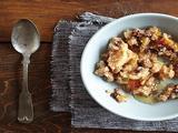 Apple-Raisin Cracked Wheat Cereal
