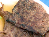 Lemon Marinated Carne Asada