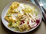 Soft Scrambled Eggs With Brie