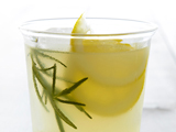 Rosemary-Infused Lemonade