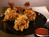 Deviled Chicken Lollipops