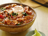 Pork-and-Pumpkin Chili