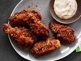 The Neelys' Spicy Fried Wings