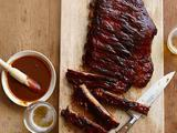 Ribs With Kansas City Barbecue Sauce