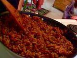 Mushroom Wheat Berry Pilaf