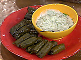 Koula's Stuffed Grape Leaves